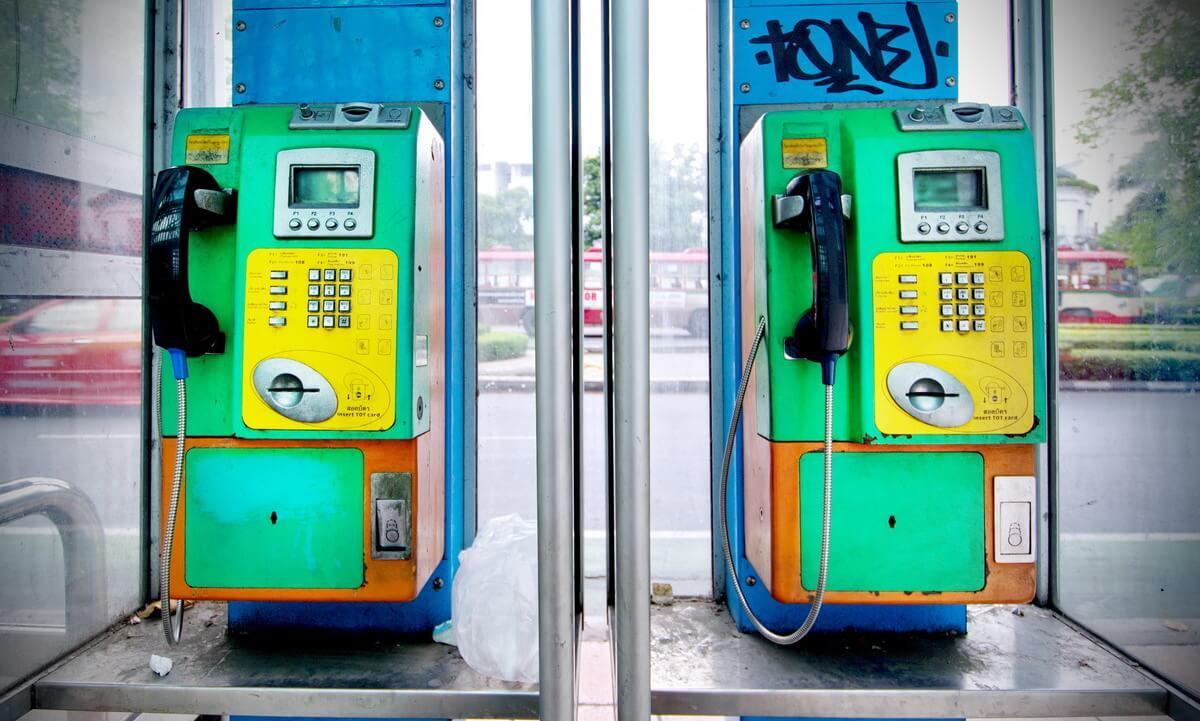 Bangkok-Pay-Phones